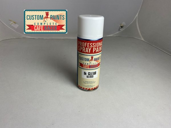 Picture 1k clear lacquer 400ml aerosol